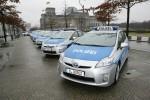 Toyota Prius se alatura flotei Eco a Politiei din Berlin
