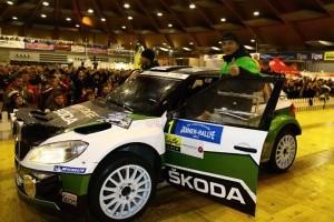 Raliul Janner dominat de masinile Skoda Fabia Super 2000