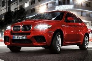 BMW X6M Facelift