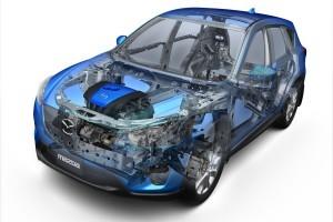 Noua Mazda CX-5 diesel va fi disponibila din primavara