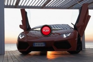 VIDEO: Lamborghini Aventador testat in Italia