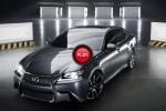 VIDEO: Lexus elibereaza bestia - 2013 GS