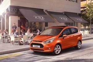 Noul model Ford B-MAX se pregateste de lansare la Salonul Auto de la Geneva