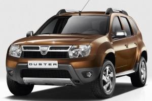 Dacia Duster a luat-o iNCAP in urma testelor de siguranta