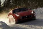 VIDEO: Ferrari FF gonind pe zapada
