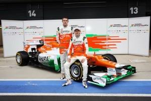 Force India F1 2012