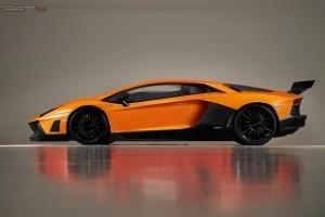 Un kit de performanta Lamborghini Aventador LP700-4 LE-C