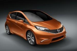 Geneva 2012 Preview: Nissan Invitation Concept