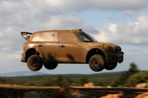 MINI revine in WRC!