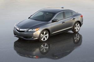 Primele fotografii oficiale cu  Acura ILX Sedan si RDX Crossover