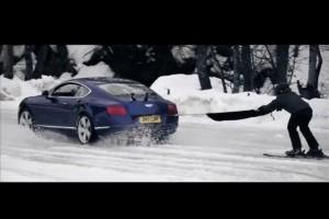VIDEO: 4 Schiori vs  Bentley Continental GTC