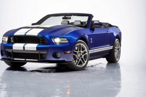 Noul Ford Shelby GT500 Cabrio