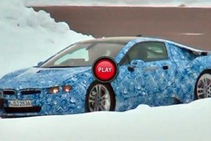 VIDEO: Viitorul model BMW i8 Hybrid Sports Coupe spionat