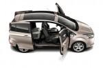 Sistem facil de acces in noului Ford B-MAX