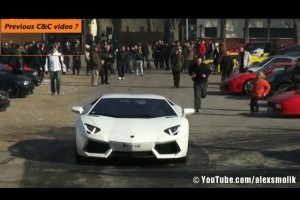 VIDEO: Car & Cofee la Paris