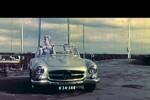 VIDEO: 60 de ani de Mercedes-Benz SL