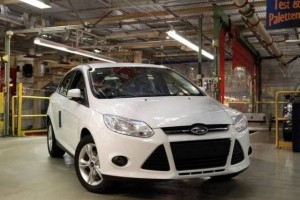 Noul Ford Focus 1.0 l EcoBoost disponibil in Europa