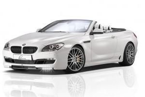 BMW 650i Cabriolet Lumma CLR 600 GT