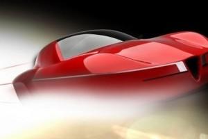 Teaser: Carrozzeria Touring Superleggera Disco Volante 2012