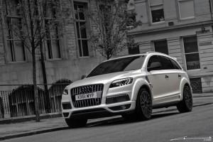 Project Kahn tuneaza Audi Q7