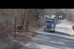 VIDEO: Un camion cu peste 1000 CP