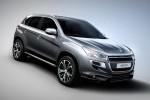 Peugeot la Salonul Auto de la Geneva