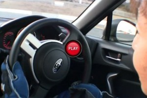 VIDEO: La o tura cu Subaru BRZ