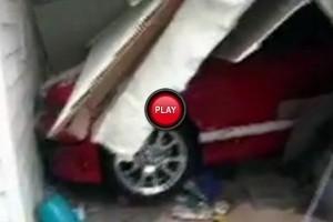 VIDEO: De ce sa nu lasi un Mustang pe mainile unui copil de 14 ani