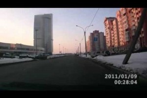 VIDEO: Politia rusa intra in tot ce poate