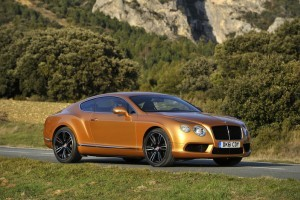 FOTO: Noile Bentley Continental GT si Continental GTC