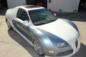 Un kit ce transforma o Honda in Bugatti