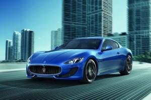 Noul Maserati GranTurismo Sport cu 460 CP