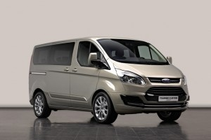 Geneva 2012 Preview: Ford Transit Turneo