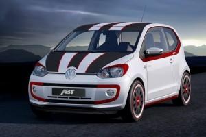 ABT Sportsline prezinta VW Up!, Beetle si Audi in Geneva