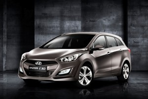 Noul Hyundai i30 Wagon prezentat inainte de Geneva Motor Show