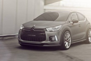 DS4 Racing Concept : un concept car 100% sportiv