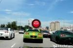 VIDEO: Un alai de peste 40 de Nissan GT-R pe strazile din Singapore