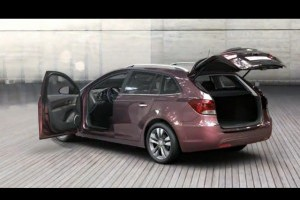 VIDEO: Chevrolet Cruze Station Wagon