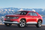 Geneva Preview: Volkswagen Cross Coupe