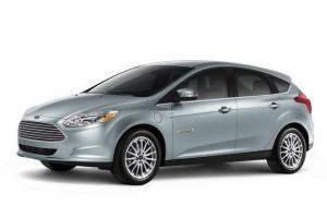 Ford Focus EV bate Nissan Leaf la consum