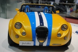 GENEVA 2012 LIVE: Wiesmann MF3 Final Edition