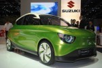 GENEVA 2012 LIVE: Suzuki G70 Concept