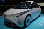 GENEVA 2012 LIVE: Toyota FT-BH Concept