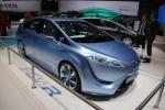 GENEVA 2012 LIVE: Toyota FCV-R
