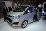 GENEVA 2012 LIVE: Ford Tourneo Custom Concept