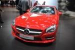 GENEVA 2012 LIVE: Mercedes SL Class