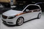 GENEVA 2012 LIVE: Mercedes E-Cell