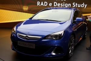 GENEVA 2012 LIVE:  Opel Astra OPC