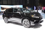 GENEVA 2012 LIVE: Lexus Rx 450h Sport