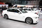 GENEVA 2012 LIVE: BMW M550d xDrive
